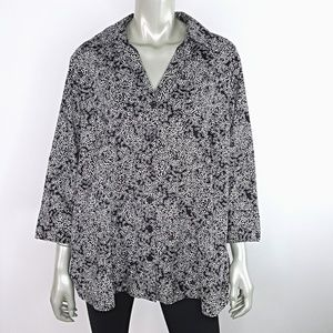 East 5th Womens Top Plus Size 2X